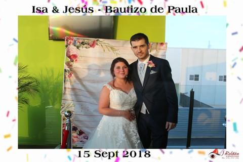 Enlace Isa&Jesús . 15 Sept 2018